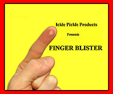 FINGER BLISTER
