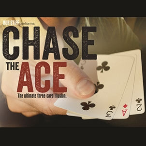 CHASE THE ACE W/DVD