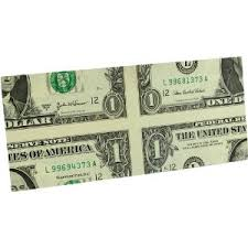 MISMADE DOLLAR BILL