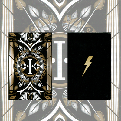 PLAYING CARDS--TITANS