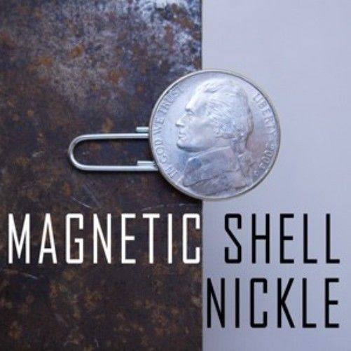 SHELL NICKEL--MAGNETIC