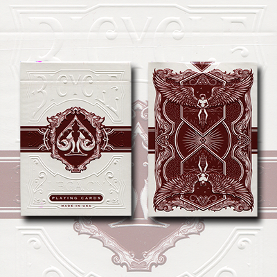 PLAYING CARDS--BICYCLE LEGACY, RED