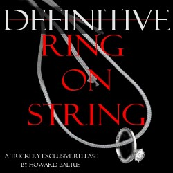 DEFINITIVE RING ON STRING