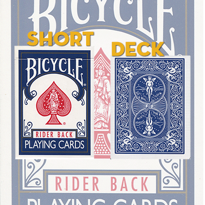 BICYCLE GAFFS--SHORT DECK, BLUE