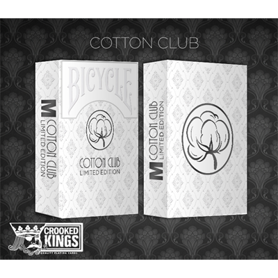 PLAYING CARDS--BICYCLE COTTON CLUB