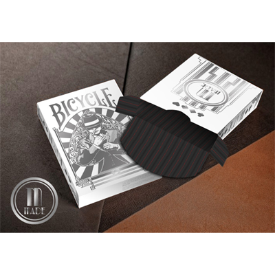 PLAYING CARDS--BICYCLE SILVER