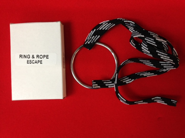RING AND ROPE ESCAPE