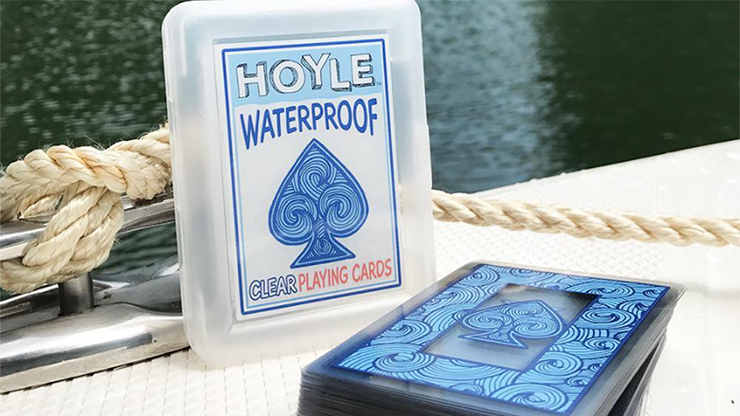PLAYING CARDS--HOYLE WATERPROOF