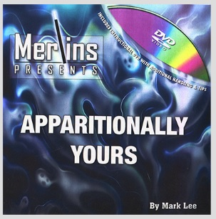 APPARITIONALLY YOURS W/DVD