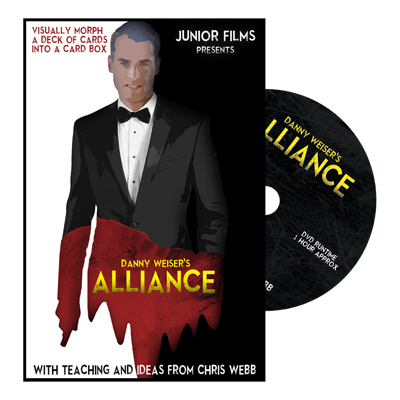 ALLIANCE W/DVD