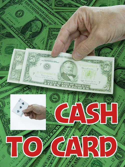 CASH TO CARD