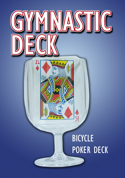 GYMNASTIC DECK, BICYCLE