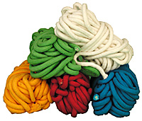 ROPE--GREEN