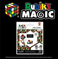 RUBIK'S CLONING MAGIC