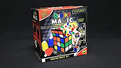 MAGIC SET--RUBIK'S MOST AMAZING