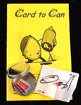 CARD TO CAN