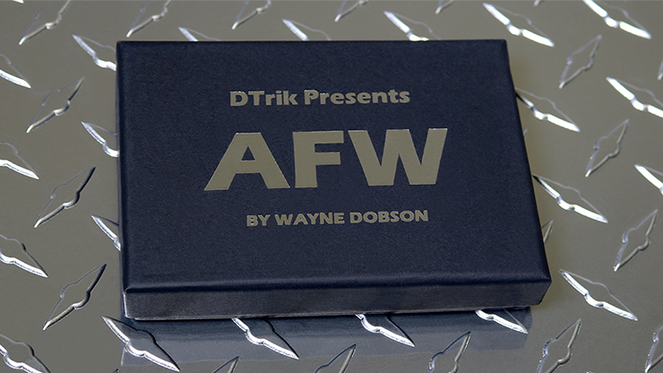 A.F.W. (ANOTHER F***ING WALLET)