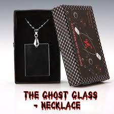 GHOST GLASS--NECKLACE