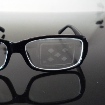 GHOST GLASS--GLASSES