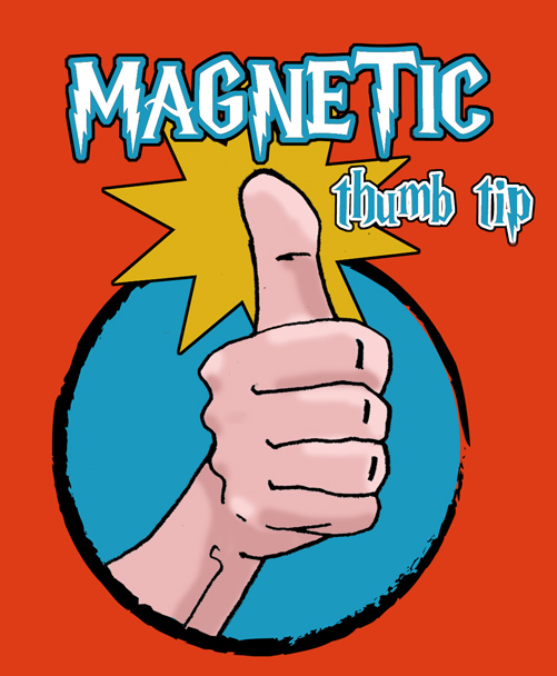MAGNETIC THUMB TIP--NEO