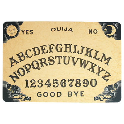 CLOSE-UP MAT--PRO ELITE OUIJA