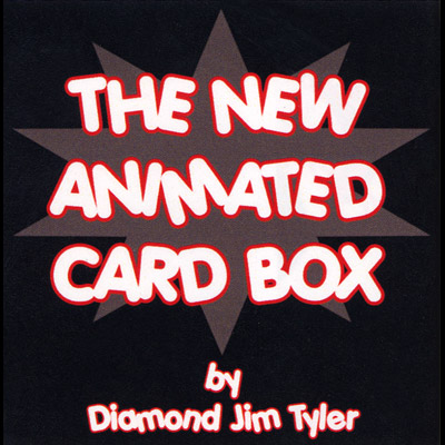 NEW ANIMATED CARD BOX