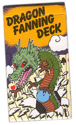 FANNING DECK--DRAGON