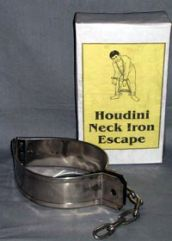 HOUDINI NECK IRON ESCAPE