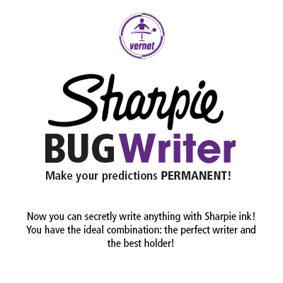 BUG WRITER--SHARPIE