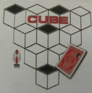 CUBE W/CARDS, HEART PUNCH, & DVD