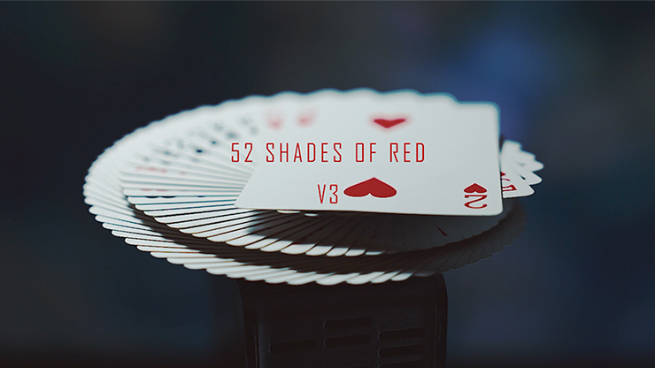 52 SHADES OF RED, V3