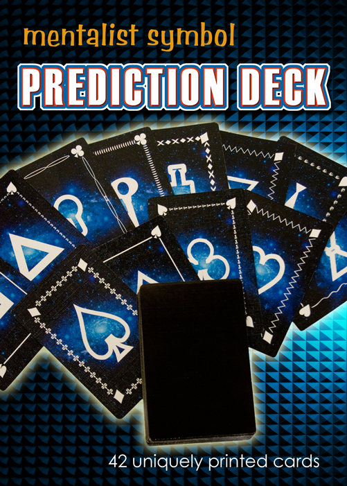 MENTALIST SYMBOL PREDICTION DECK
